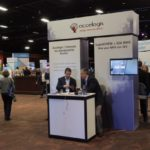 Accelogix and LogistiVIEW booth at JDA FOCUS 2017 in Las Vegas, NV.